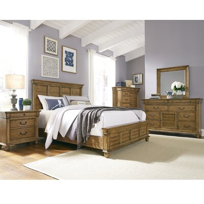 Kelton Panel Configurable Bedroom Set