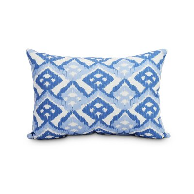 Quayle Decorative Abstract Indoor/Outdoor Lumbar Pillow