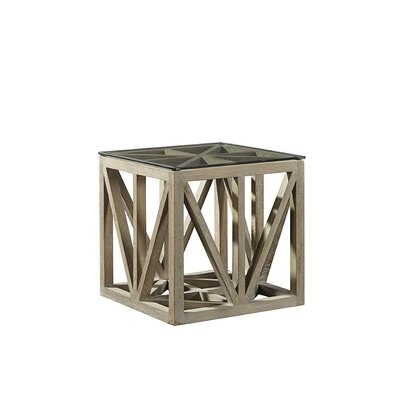 Ledger End Table