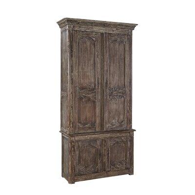 Hewes Arched Door Wardrobe Armoire