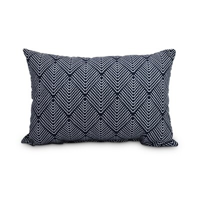 Quattlebaum Abstract Decorative Indoor/Outdoor Lumbar Pillow