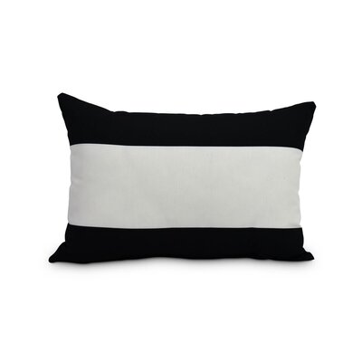 Fegley Decorative Striped Indoor/Outdoor Lumbar Pillow