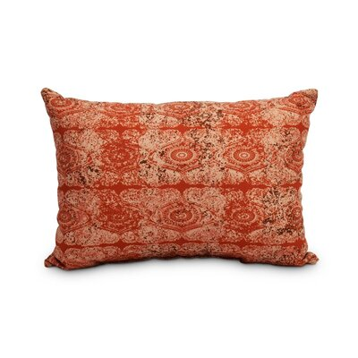 Gangemi Decorative Abstract Indoor/Outdoor Lumbar Pillow