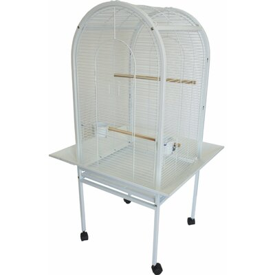 Horizon Dometop Cage with Removable Tray