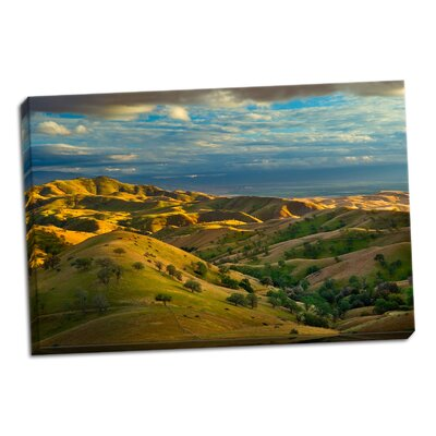 'Spring Exodus' Photographic Print on Wrapped Canvas 85C4254CE2294D2B9EE6199DD69A132D