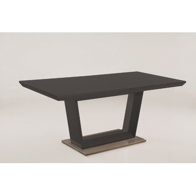 Extendable Dining Table Top Color: Wenge