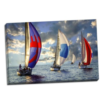 'Headed Home II' Photographic Print on Wrapped Canvas 08121FC1F5D84C0BA23CB9944745403E