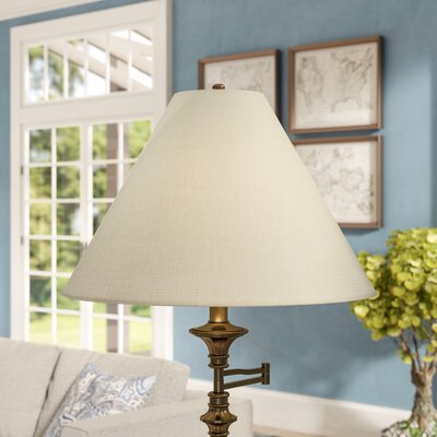21 Linen Empire Lamp Shade Color: Champagne