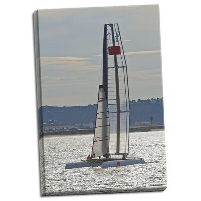 'America's Cup II' Photographic Print on Wrapped Canvas A1C6A78F61764758B60F92E9CF04C3C0