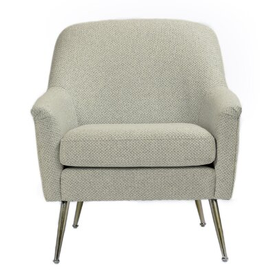 Crose Accent Armchair Upholstery: Beige