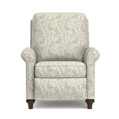 Gilland Recliner Upholstery: Taupe Coral