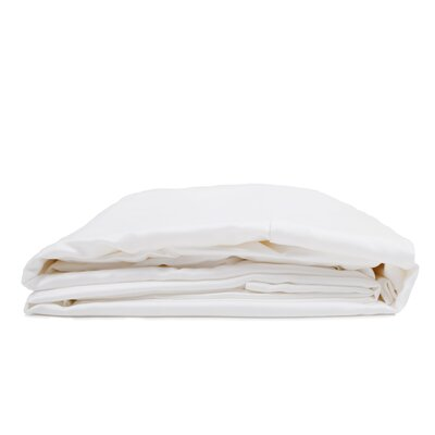 Warner Robins Rayon Bamboo Flat Sheet Size: Queen
