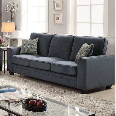 Lueras Sofa Upholstery: Blue