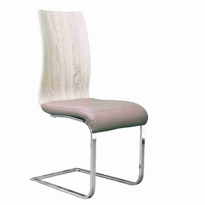 Stuber Dining Chair Upholstery Color: Tan