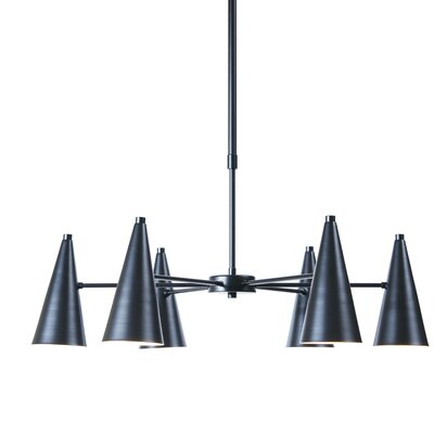 Bima 6-Light Sputnik Chandelier