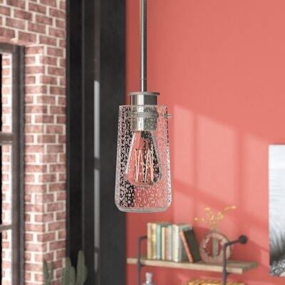 Olle 1-Light Mini Pendant