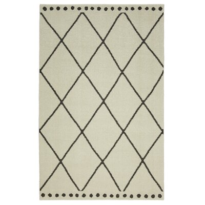 Poston Linen Area Rug Rug Size: Rectangle 5 x 8