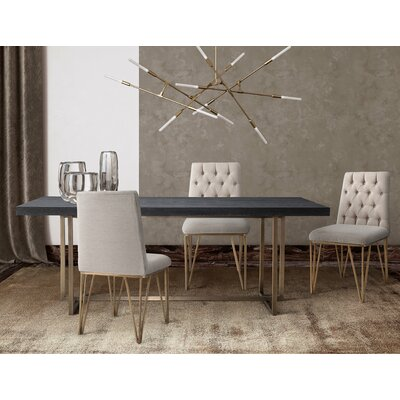 Laverty 5 Piece Dining Set