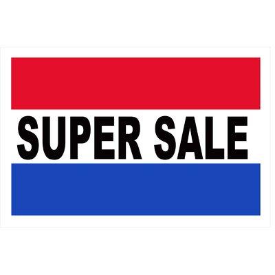Super Sale Banner Size: 24