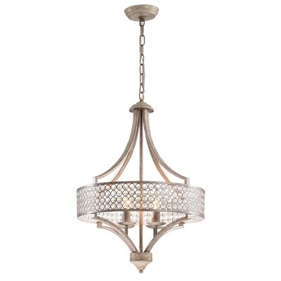 Abree 4-Light Mini Chandelier