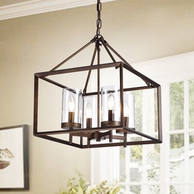 Randall 4-Light Foyer Pendant