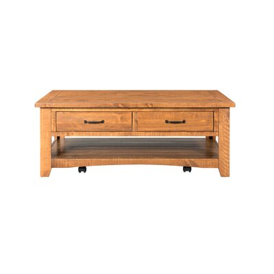 Hassinger Coffee Table Color: Honey Tobacco