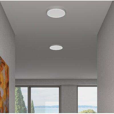 Doucette 1-Light LED Flush Mount