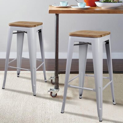 Henslee 30 Bar Stool