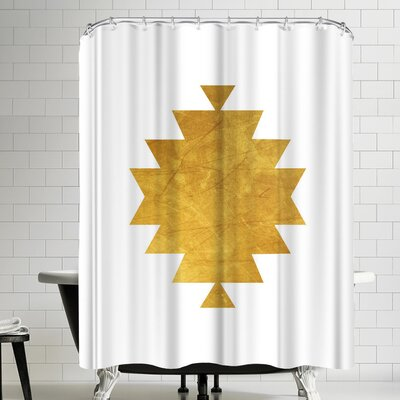 Ikonolexi Aztec Tribal Shower Curtain