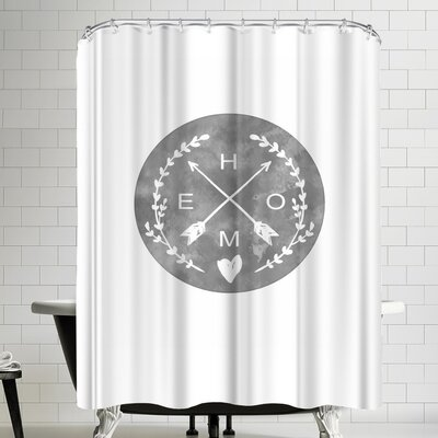 Ikonolexi Home Arrows Shower Curtain