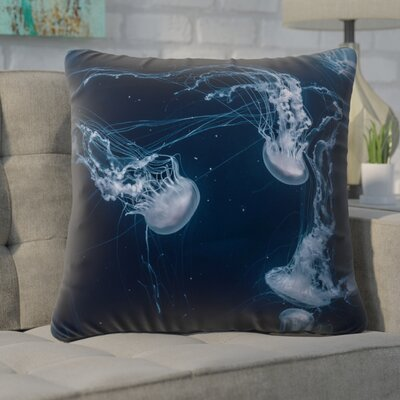 Nathaniel Jellyfish Euro Pillow