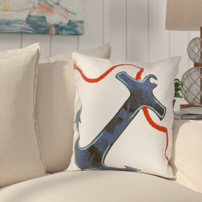 Eichler Anchor Indoor/Outdoor Throw Pillow