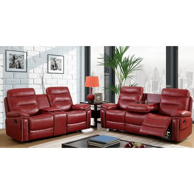 Mccurley Configurable Living Room Set