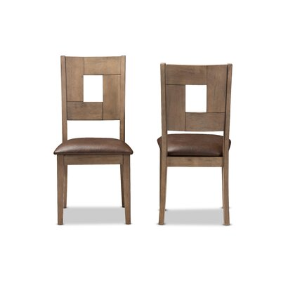 Cropsey Upholstered Dining Chair