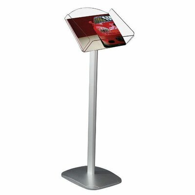 Decorative Landscape Brochure Stand