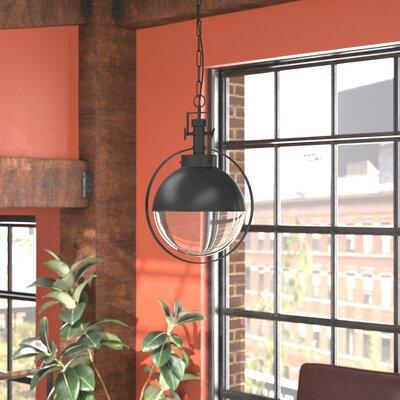 Laraine 1-Light Globe Pendant