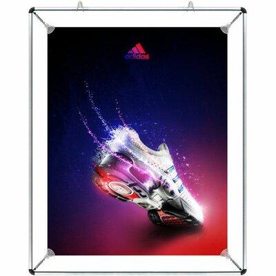 Stretch Frame Size: 25.94 H x 31.97 W x 0.39 D
