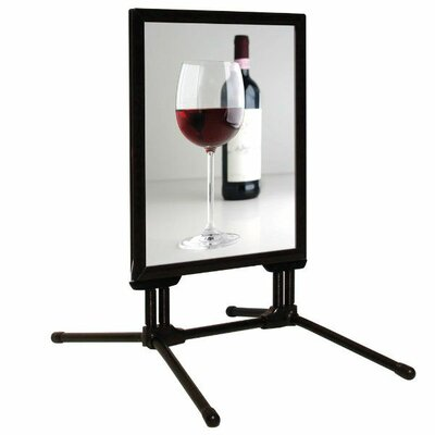 SwingPro Feet Sidewalk Sign Color: Black
