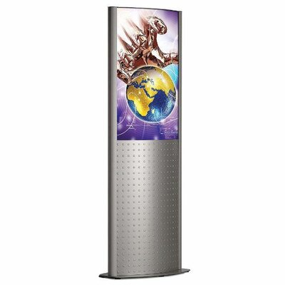 Deco Totem Double Sided Poster Display