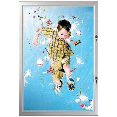 Poster Showboard Size: 39.76 H x 26.76 W x 1.06 D