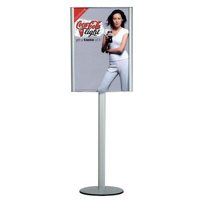 Convex Box Poster Display Size: 24.24 H x 19.54 W