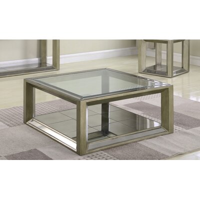 Laury Glass Coffee Table