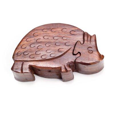 Heiman Hedgehog Puzzle Decorative Box CF04601B5EBD400C896B380B9EC0C746