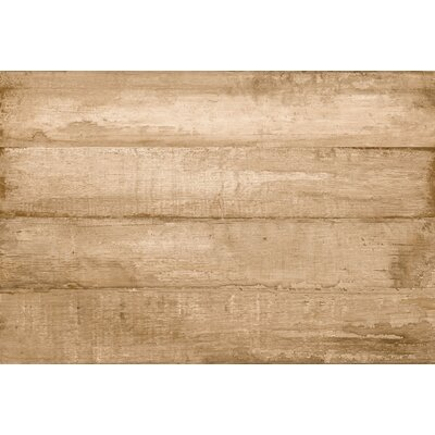 SAMPLE - Timber Glazed Porcelain Wood Look Tile in Brown