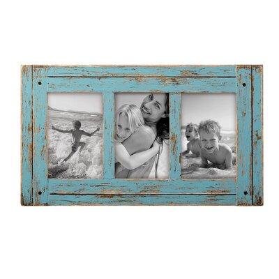 Matta Picture Frame Color: Blue 48CC4F79D8644490B167EB666F28B78D