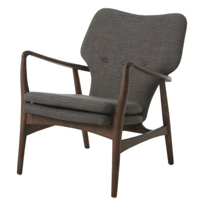 Cutlip Armchair Upholstery: Gray