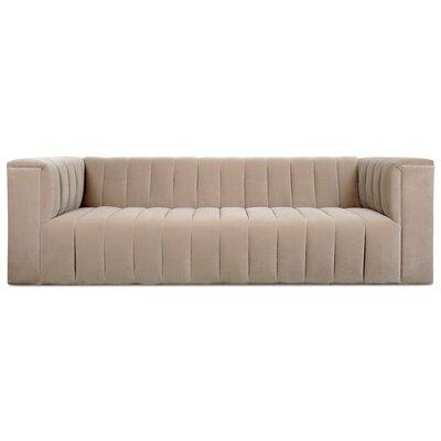 Monaco Sofa Upholstery: Sharkskin
