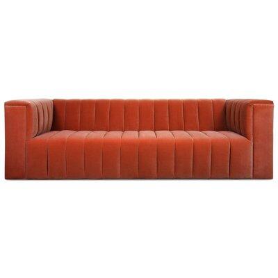 Monaco Sofa Upholstery: Paprika