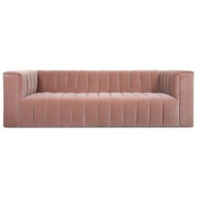Monaco Sofa Upholstery: Mauve