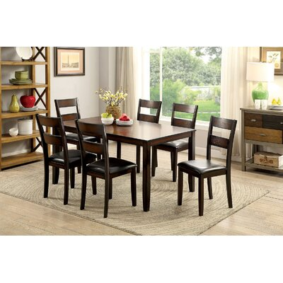 Karlin 7 Piece Dining Set